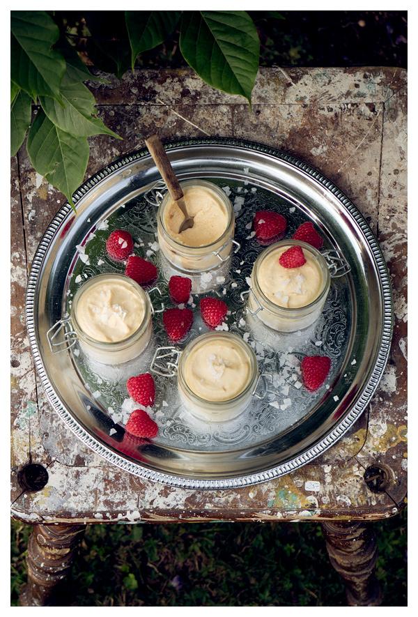 dulce de leche mousse recept