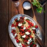 Rå-tomatpasta