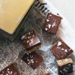 Chokladtäckta frörutor
