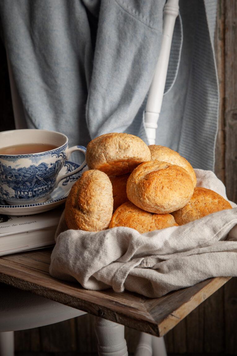 Baka bröd på Ölandsvete