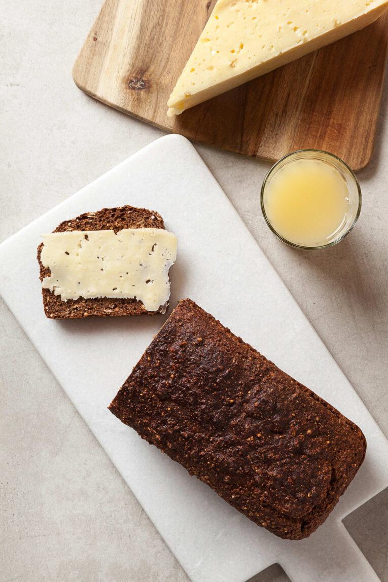 Grovt fiberrikt bröd