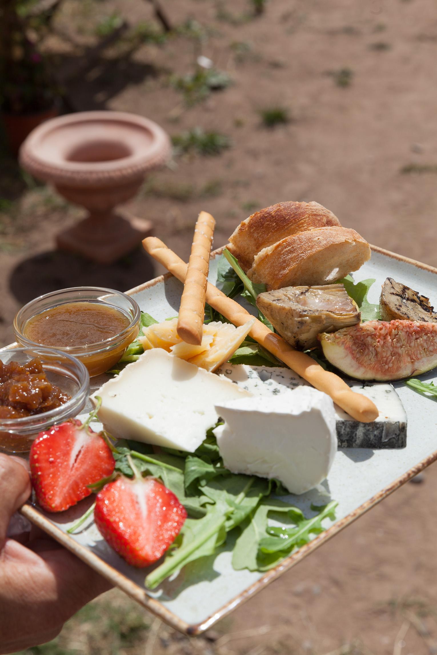 Villa Famiglia lunch