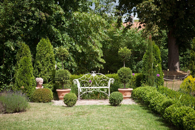 Villa Famiglia trädgård