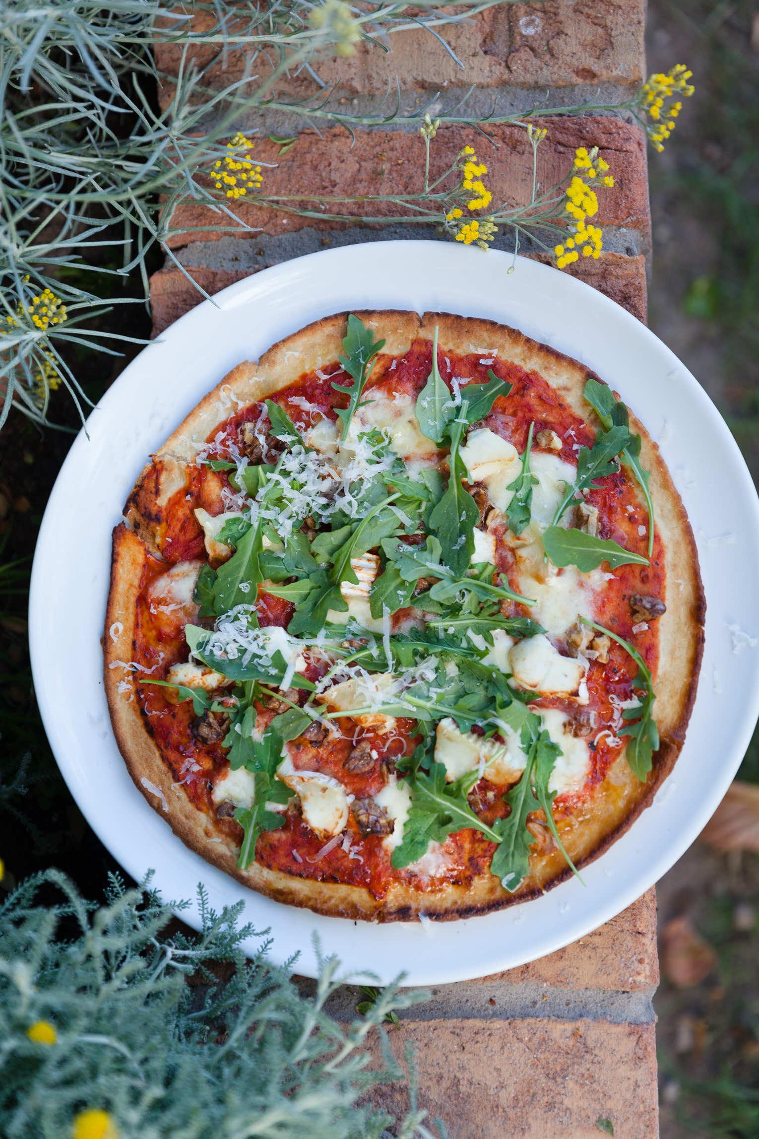 Villa Famiglia pizza