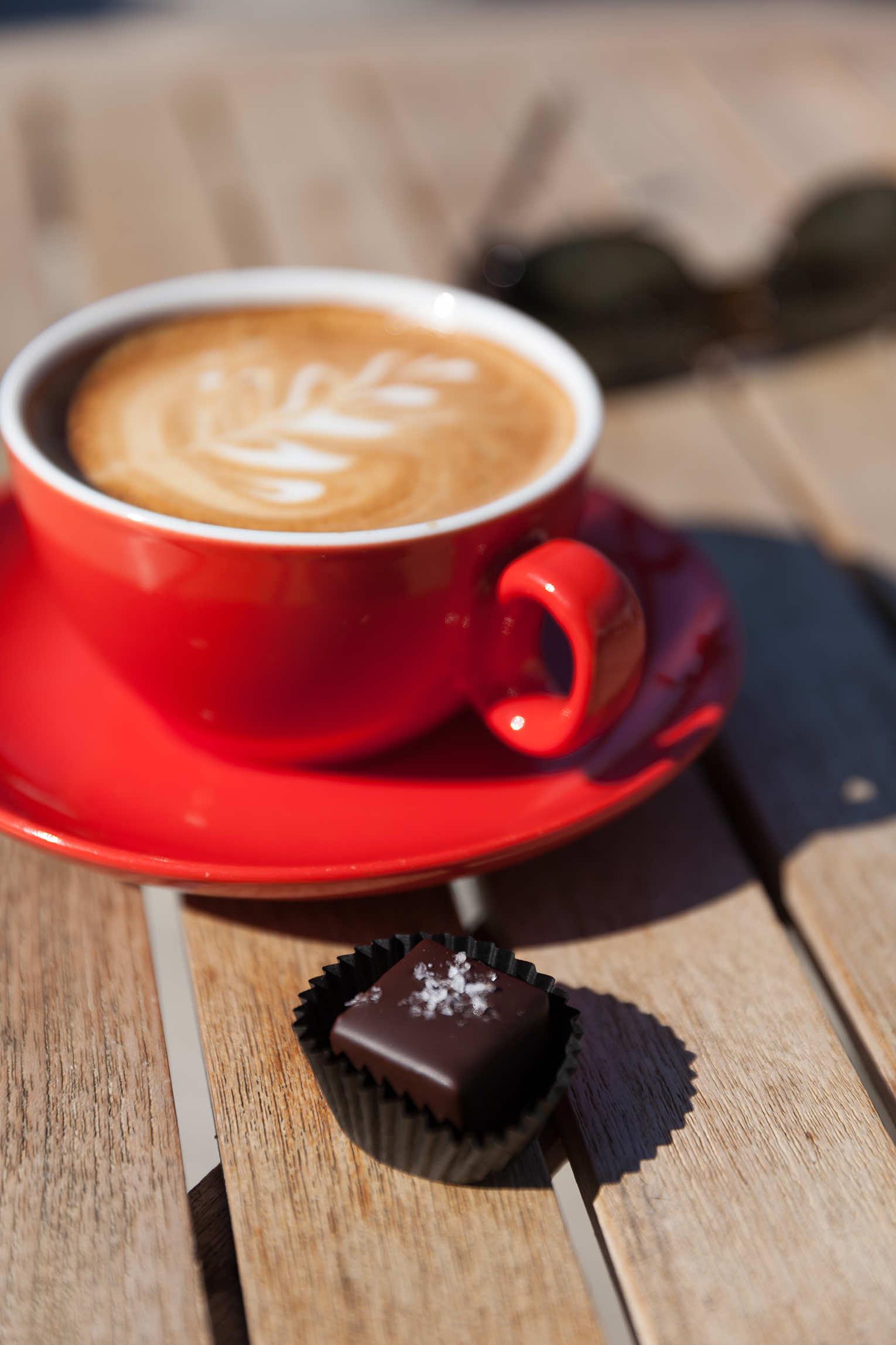 Kaffe Ölandsschoklad
