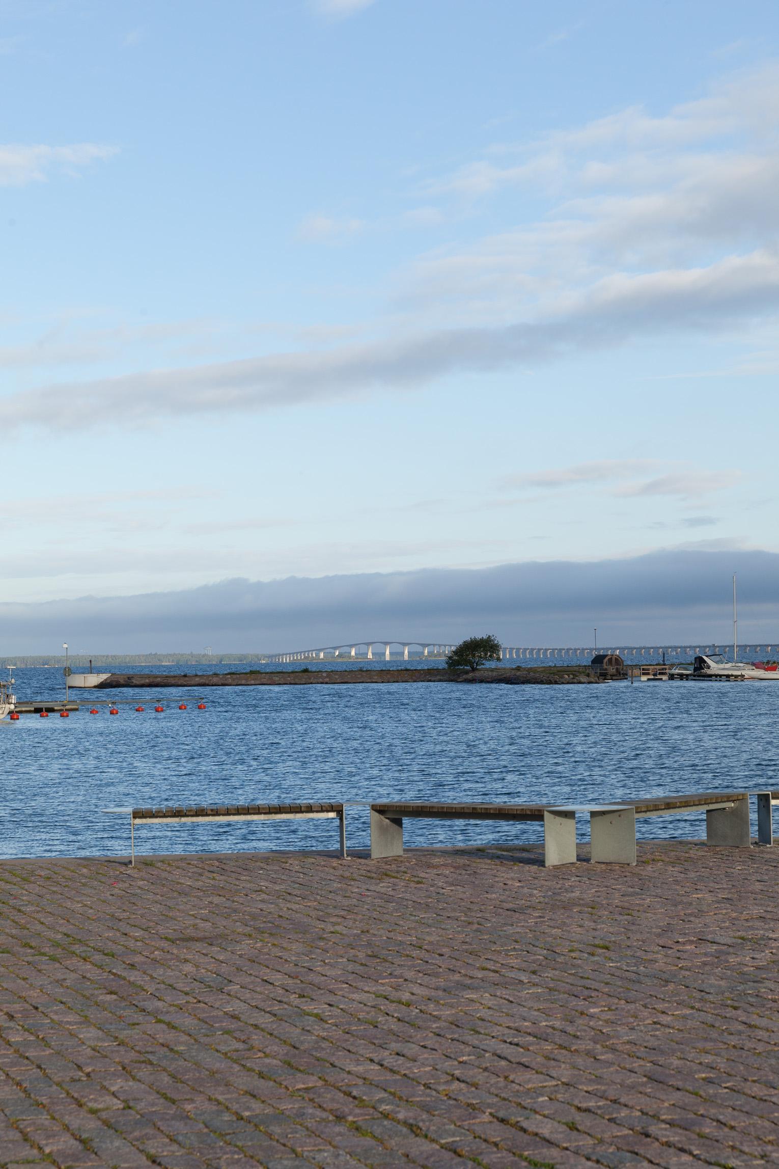Färjestadens hamn