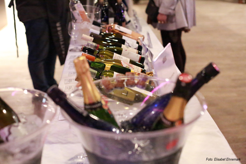 Kalmar vin champagne mässa