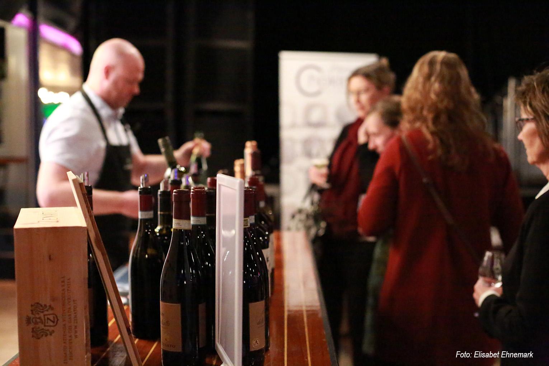 Kalmar vin & champagne mässa