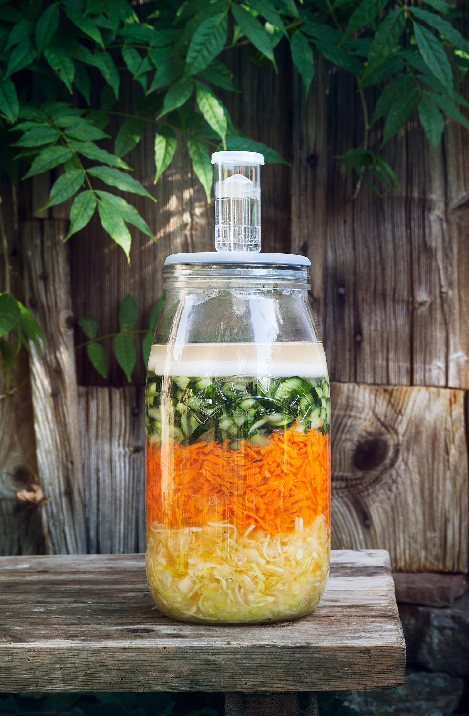 fermenterad mat exempel