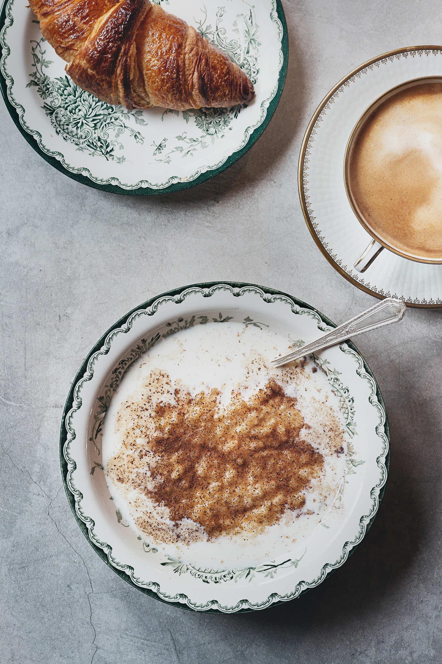 risgrynsgröt croissant
