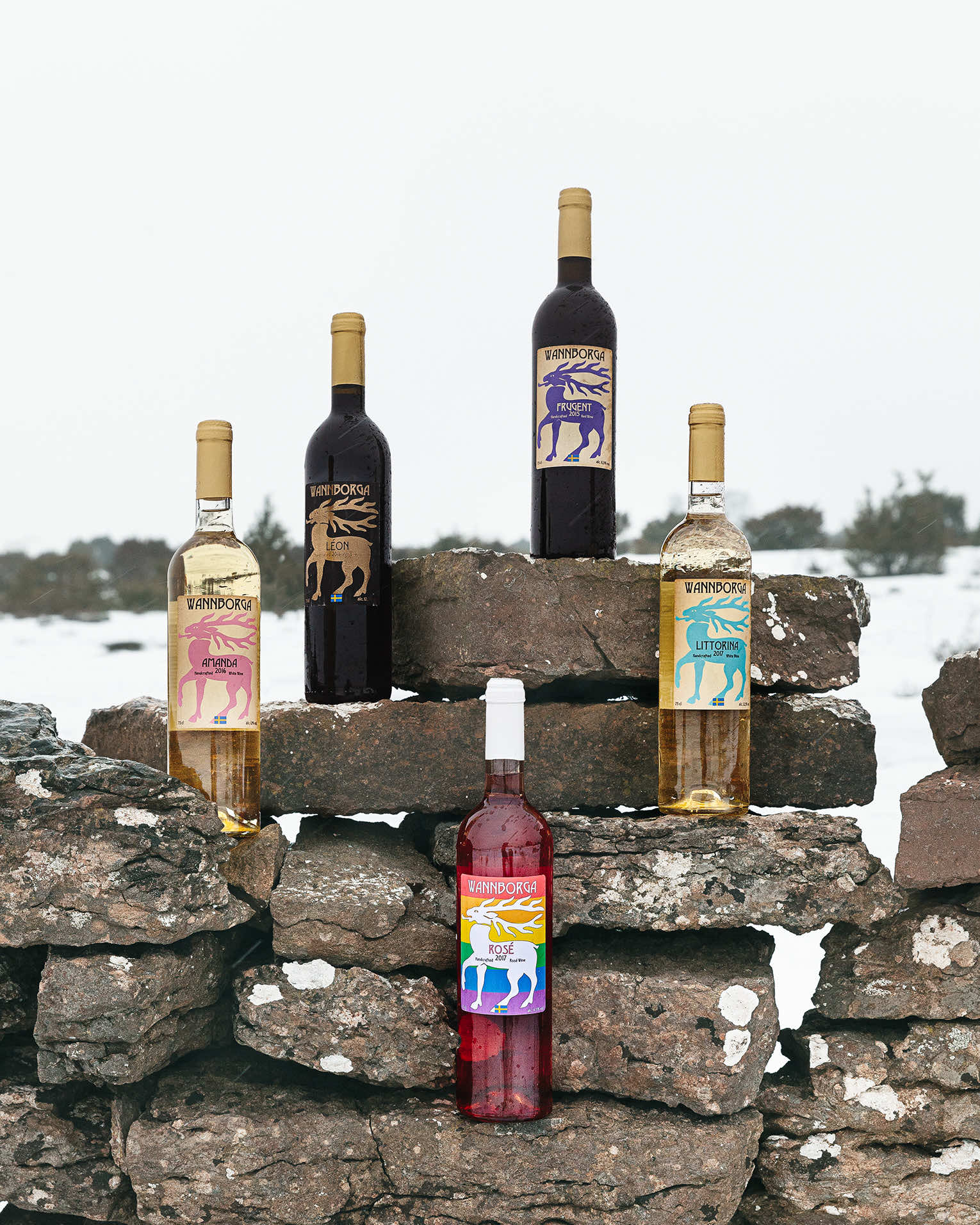 Wannborga vin Öland