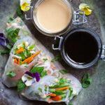 Vietnamesiska-färska-vårrullar