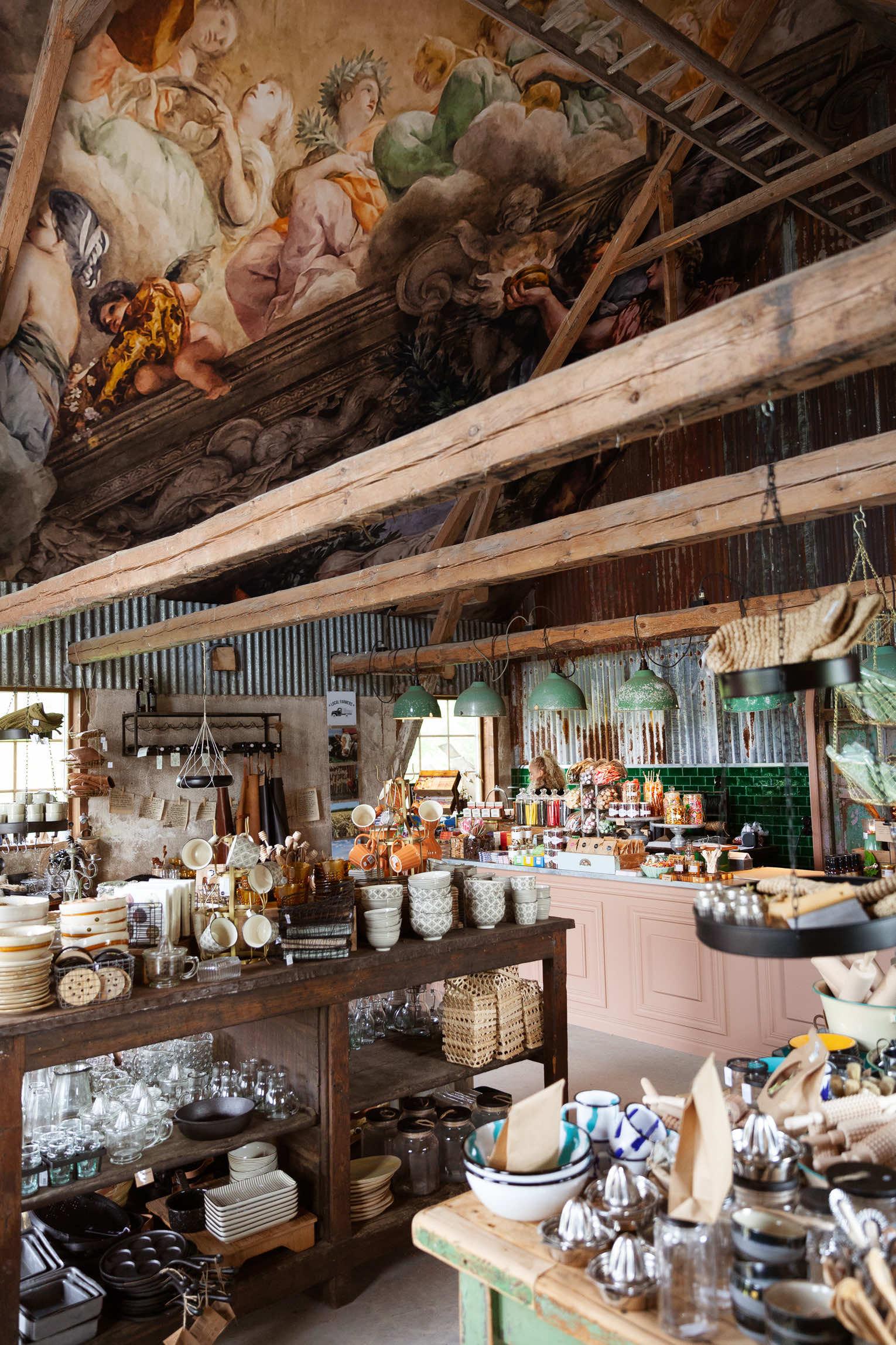 Strömma Farmlodge butik