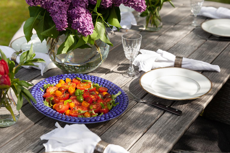 Tomattallrik Hillerstorp Valletta bord
