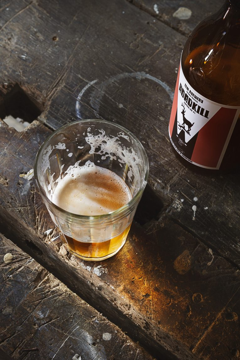 Hembrygd öl