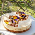 Glasstårta till påsk