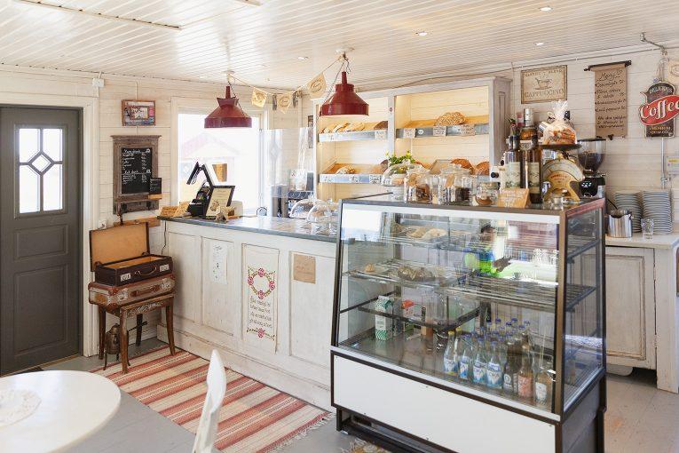 Mormors café Stora Rör