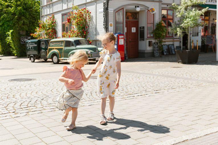 Gågata Borgholm