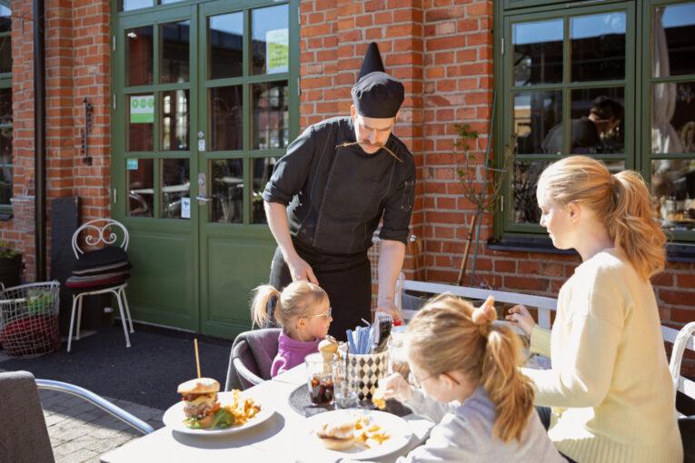 Restaurang Kalk Löttorp Öland