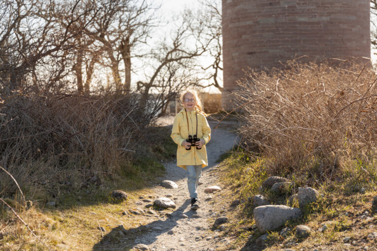 Fyren Långe Erik norra Öland