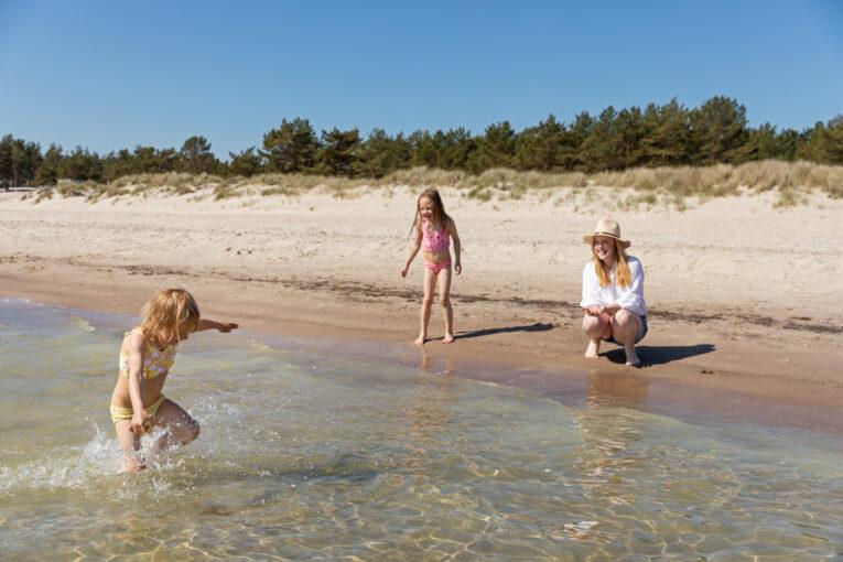 Böda Sand sommar