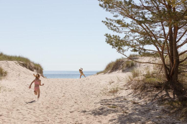 Böda Sand stranden