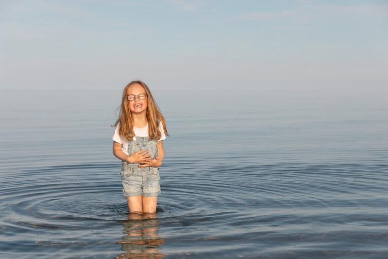 Böda Sand vatten