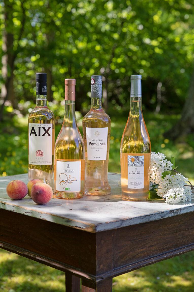 Rosé vin Provence